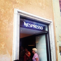 Photo taken at Nespresso Boutique by zzun on 8/23/2013