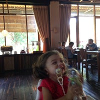Photo taken at Uma Restaurant by Çiğdem T. on 10/25/2014