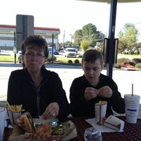 Photo taken at Sonic Drive-In by Jim L. on 10/21/2012