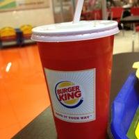 Photo taken at Burger King by Tuğba B. on 2/28/2013