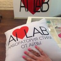 Photo taken at AiLab by Alsu B. on 5/8/2014