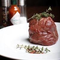 Снимок сделан в AMbar Steak House пользователем AMbar Steak House 4/15/2014