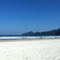 Photo taken at Lopes Mendes by Esther H. on 5/4/2013
