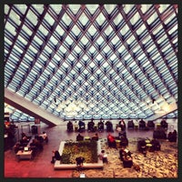 Photo taken at Seattle Central Library by Abbie Z. on 2/12/2013