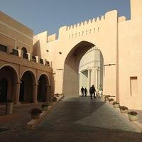 Photo taken at Katara Cultural & Heritage Village by Manno on 3/19/2013