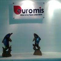 Photo taken at euromis Kimya by Tuğba B. on 6/5/2013
