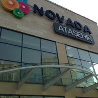 8/17/2013 tarihinde Ömer K.ziyaretçi tarafından Novada Ataşehir'de çekilen fotoğraf