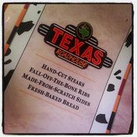 Photo taken at Texas Roadhouse by Heidi B. on 12/27/2012