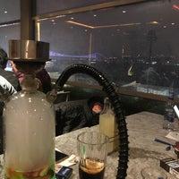 2/4/2018 tarihinde Mehmet Ali M.ziyaretçi tarafından Lulu Hookah Lounge'de çekilen fotoğraf