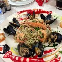 Photo taken at Sapore di Mare by Zana D. on 5/3/2013