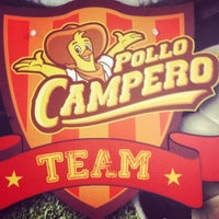 Photo taken at Pollo Campero by Micah F. on 6/12/2014