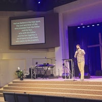 Photo taken at Fairview Baptist Church by Micah F. on 4/26/2015