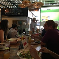 Photo taken at Food4thought by Roberta R. on 6/8/2018