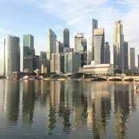 Photo prise au Marina Bay Downtown Area (MBDA) par ,7TOMA™®🇸🇬 S. le11/10/2012