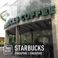 Photo taken at Starbucks by ,7TOMA™®🇸🇬 S. on 12/30/2012