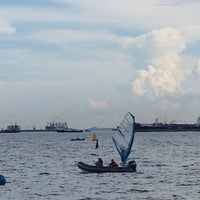Photo taken at NOSS Sailing Club by ,7TOMA™®🇸🇬 S. on 6/1/2014