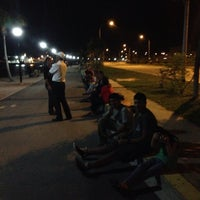 Photo taken at Changi Beach Car Park 5 by ,7TOMA™®🇸🇬 S. on 5/11/2014