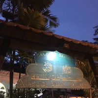 Photo taken at Masjid Omar Salmah by ,7TOMA™®🇸🇬 S. on 9/17/2016