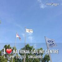 Das Foto wurde bei National Sailing Centre von ,7TOMA™®🇸🇬 S. am 2/23/2013 aufgenommen