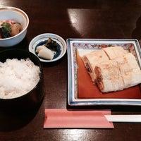 Photo taken at うなぎと和食 いとう by P. Dao on 8/21/2014