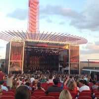Photo taken at Austin360 Amphitheater by Half Past Now on 8/5/2013
