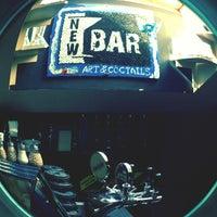 Photo taken at New Bar by ElectroGorilla on 4/3/2013