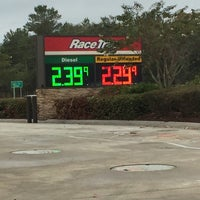 Photo taken at RaceTrac by Michael G. on 12/18/2016