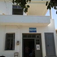 "Photo taken at Καφενείο ""Το λιμάνι"" (Τσιντός) by Yannis D. on 8/15/2013"
