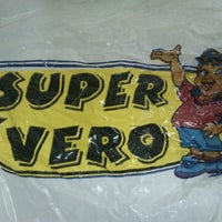 Photo taken at Super Vero by Nicolás A. on 4/3/2013