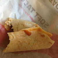 Photo taken at Taco Bell by Jessica S. on 3/31/2013