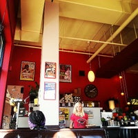 Photo taken at The Bad Waitress Diner & Coffee Shop by Emily S. on 5/5/2013