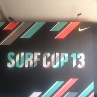 Photo taken at San Diego Surf Cup by Araceli A. on 8/5/2013