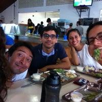 Photo taken at Restaurante Universitário - UNESP Jaboticabal by David G. on 4/7/2016
