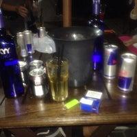 Photo taken at Garage Bar by Naranjin F. on 1/26/2014