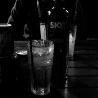 Photo taken at Garage Bar by Naranjin F. on 3/4/2014