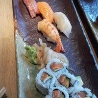 Photo taken at Dozo Sushi by Cherry M. on 5/6/2013