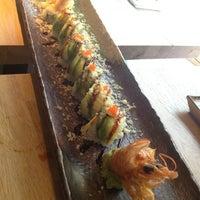 Photo taken at Dozo Sushi by Cherry M. on 5/12/2013