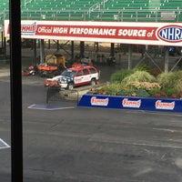 Photo taken at Summit Motorsports Park by Joe F. on 8/25/2014