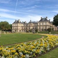 Foto tomada en Grand Bassin du Jardin du Luxembourg por Jurinnko el 5/1/2018