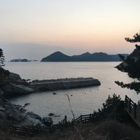 Photo taken at Geoje Island by Deric A. on 2/6/2016
