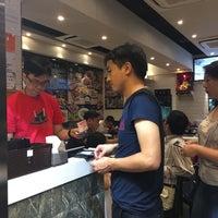 Photo taken at Aberdeen Fishball & Noodle Restaurant 香港仔魚蛋粉 by Deric A. on 7/1/2017