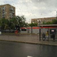 Снимок сделан в Автостанция ВДНХ пользователем Сергей Б. 7/30/2017