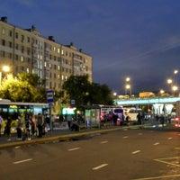 Снимок сделан в Автостанция ВДНХ пользователем Сергей Б. 8/25/2017
