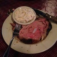 Photo taken at Merlino's Steak House by Liane A. on 5/11/2013