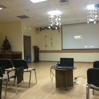 Foto tirada no(a) Готель «Мир» / Myr Hotel por Pavel K. em 12/16/2014