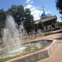 Photo taken at Казанский собор г.Юхнов by Olga N. on 7/16/2014