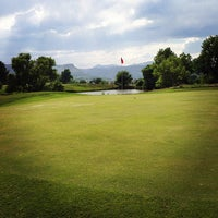 Photo taken at Applewood Golf Course by Drew F. on 6/13/2013