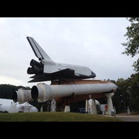 Photo taken at Space Camp by Mitch S. on 9/30/2012