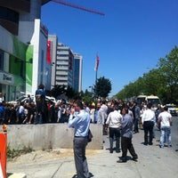 Photo taken at Soma Holding by Özlem S. on 5/16/2014
