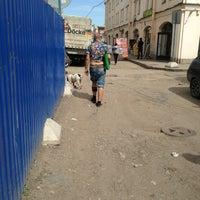 Photo taken at ТД «Апраксин двор» by Ekaterina on 5/22/2013